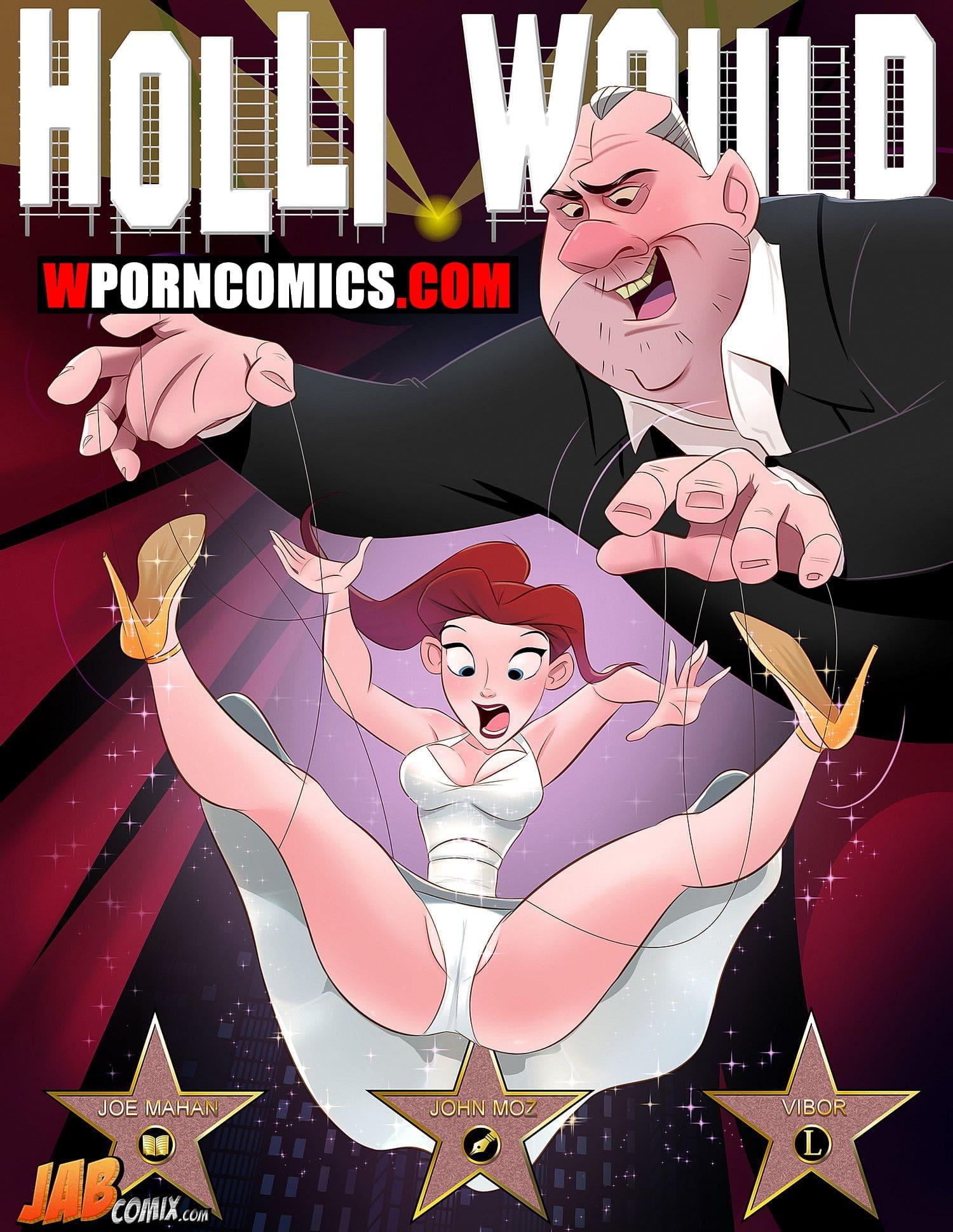 Adult comic pron porno photo
